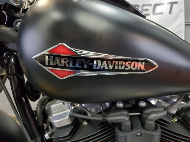 2018 Harley-Davidson Softail Slim at Used Bikes Direct