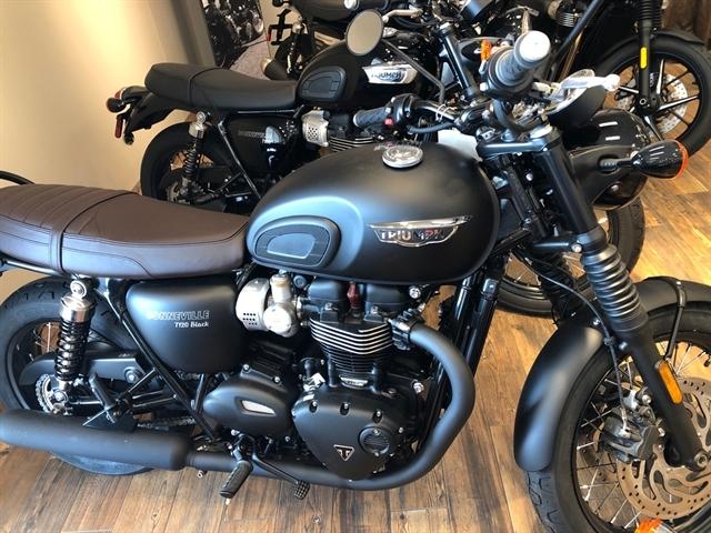 2020 Triumph Bonneville T120 Black at Youngblood RV & Powersports Springfield Missouri - Ozark MO