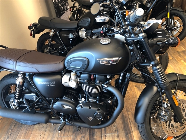 2020 Triumph Bonneville T120 Black at Youngblood RV & Powersports Springfield Missouri - Ozark MO
