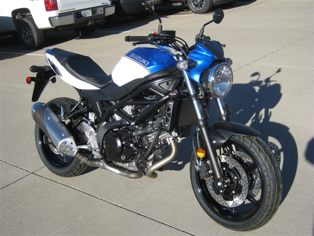 2018 Suzuki SV 650 at Brenny's Motorcycle Clinic, Bettendorf, IA 52722