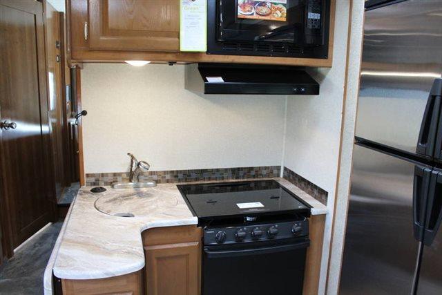 2019 Coachmen Leprechaun 260DS Rear Bedroom at Campers RV Center, Shreveport, LA 71129