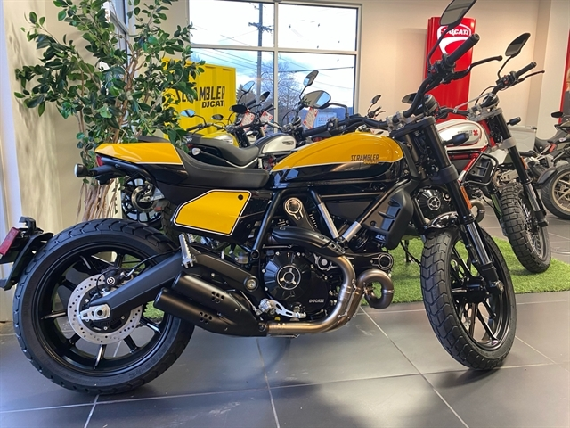 2020 Ducati Scrambler Full Throttle at Frontline Eurosports