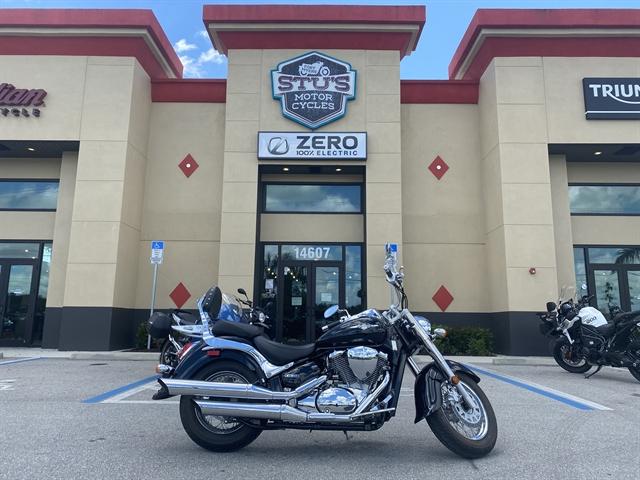 2015 Suzuki Boulevard C50T at Fort Myers