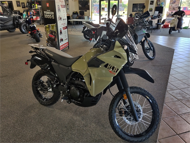 2022 Kawasaki KLR 650 at Dale's Fun Center, Victoria, TX 77904