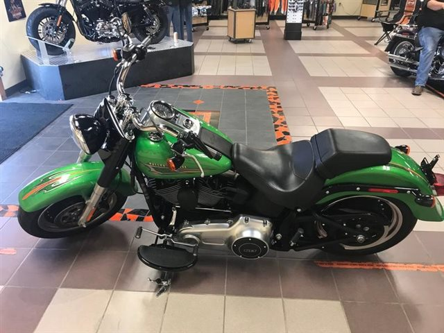 2015 Harley-Davidson Softail Fat Boy Lo at High Plains Harley-Davidson, Clovis, NM 88101