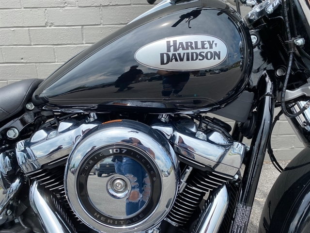 2021 Harley-Davidson Touring Heritage Classic at cannonball harley-davidson