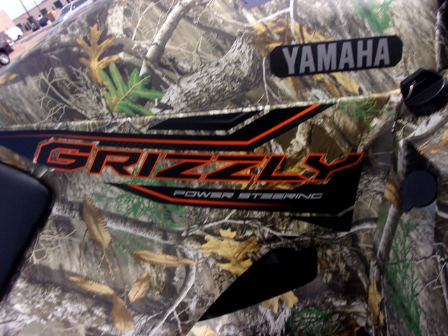 2020 Yamaha Grizzly EPS at Bobby J's Yamaha, Albuquerque, NM 87110