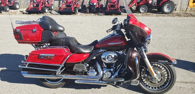 2011 Harley-Davidson Electra Glide Ultra Limited at Thornton's Motorcycle - Versailles, IN