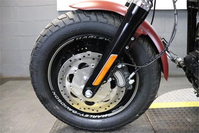 2017 Harley-Davidson Dyna Fat Bob at Used Bikes Direct
