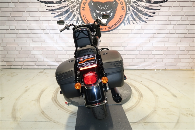 2021 Harley-Davidson Cruiser Heritage Classic S at Wolverine Harley-Davidson