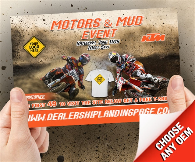 Motors & Mud Powersports at PSM Marketing - Peachtree City, GA 30269