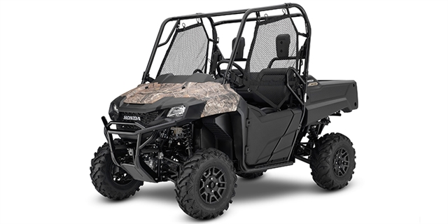 2020 Honda Pioneer 700 Deluxe at Thornton's Motorcycle - Versailles, IN