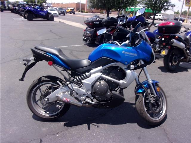 2009 Kawasaki Versys Base at Bobby J's Yamaha, Albuquerque, NM 87110