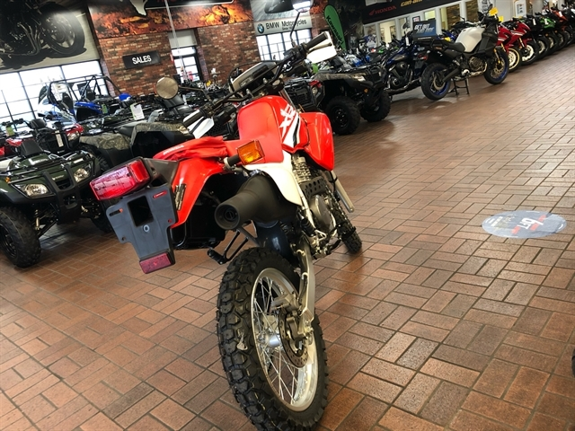 2019 Honda XR 650L at Wild West Motoplex
