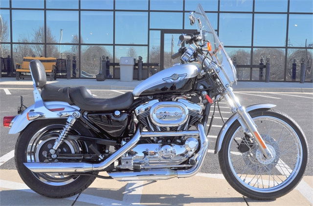 2003 HARLEY-DAVIDSON XL1200C at All American Harley-Davidson, Hughesville, MD 20637