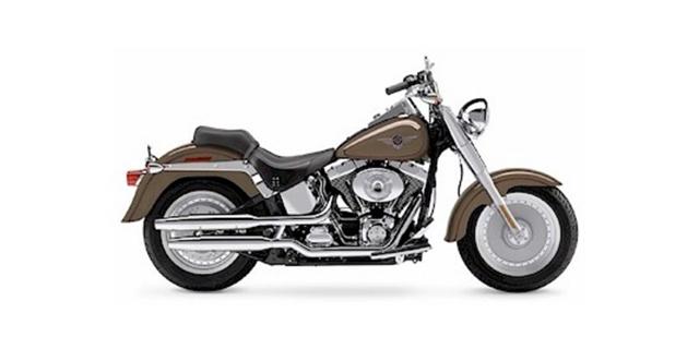 2004 Harley-Davidson Softail Fat Boy Fat Boy at Suburban Motors Harley-Davidson