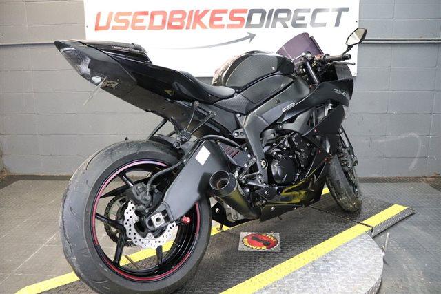 2012 Kawasaki Ninja ZX-6R at Friendly Powersports Baton Rouge