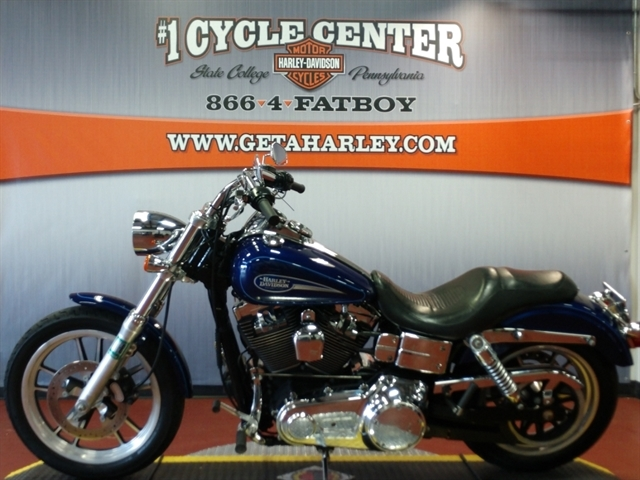2007 Harley-Davidson Dyna Glide Low Rider at #1 Cycle Center Harley-Davidson