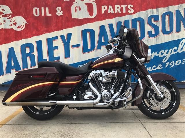 2010 Harley-Davidson Street Glide CVO Base at Gruene Harley-Davidson
