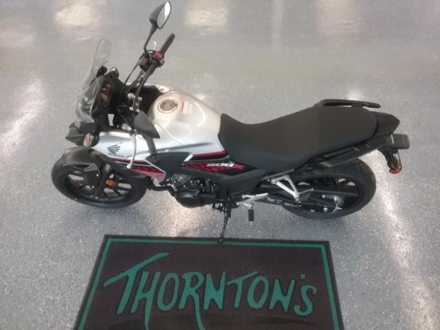 2018 Honda CB500X Base at Thornton's Motorcycle - Versailles, IN
