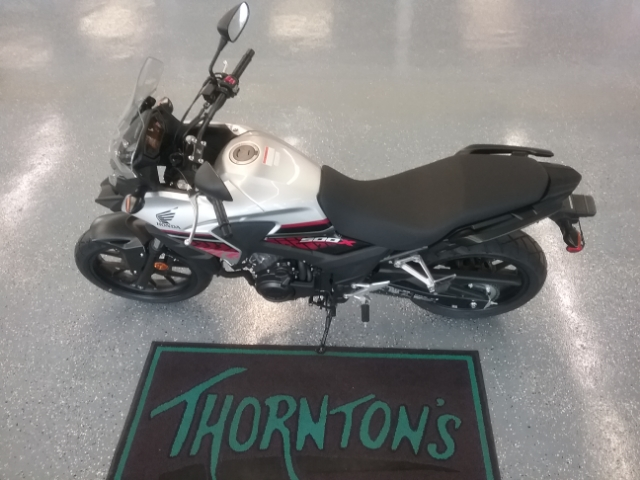 2018 Honda CB500X Base at Thornton's Motorcycle - Versailles, IN