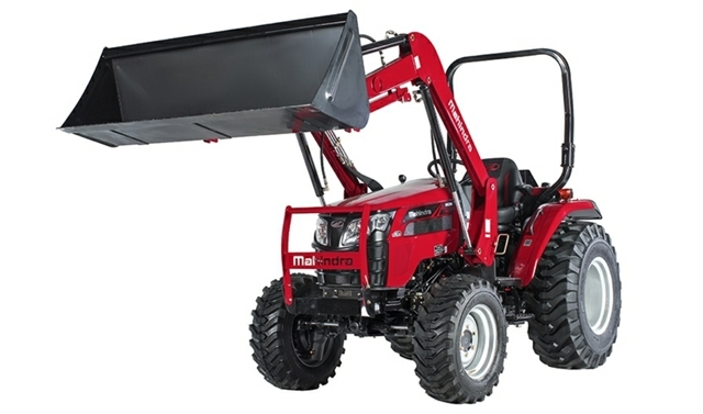 2019 Mahindra TR1640 at Thornton's Motorcycle - Versailles, IN