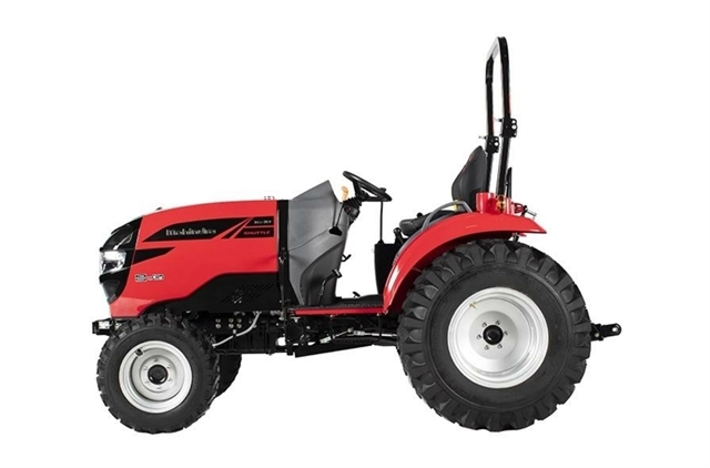 2019 Mahindra 1600 Series 1640 Shuttle at Thornton's Motorcycle - Versailles, IN