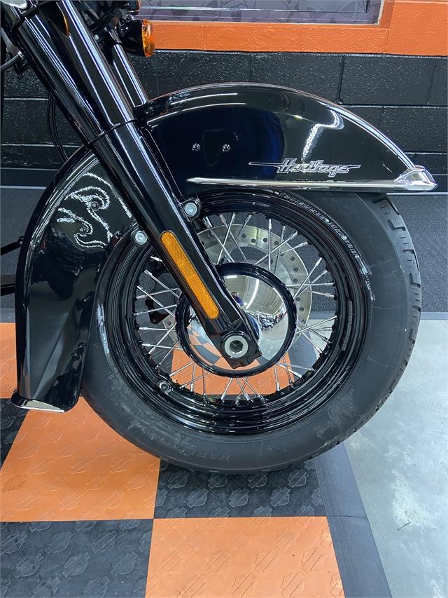 2021 Harley-Davidson Touring Heritage Classic 114 at Hampton Roads Harley-Davidson