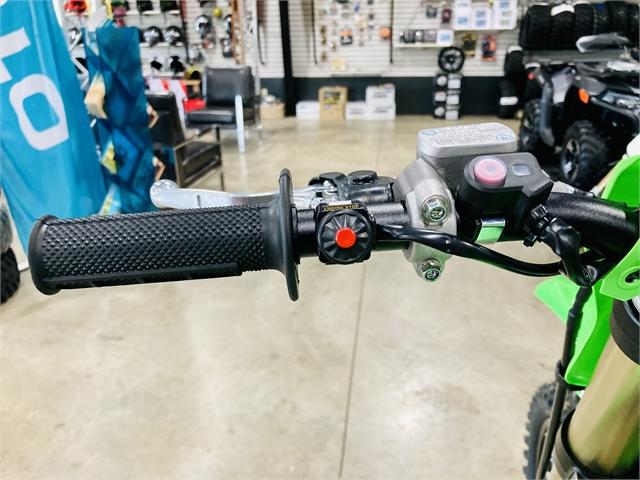 2022 Kawasaki KX 450 at Prairie Motor Sports