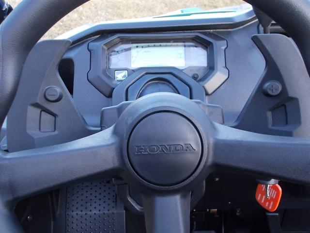 2020 Honda Pioneer 1000-5 Deluxe at Nishna Valley Cycle, Atlantic, IA 50022