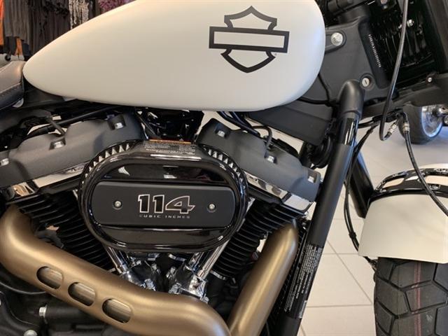 2019 Harley-Davidson Softail Fat Bob 114 at Rooster's Harley Davidson