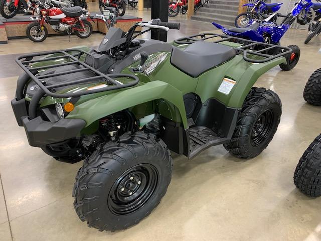 2021 Yamaha Kodiak 450 at Got Gear Motorsports