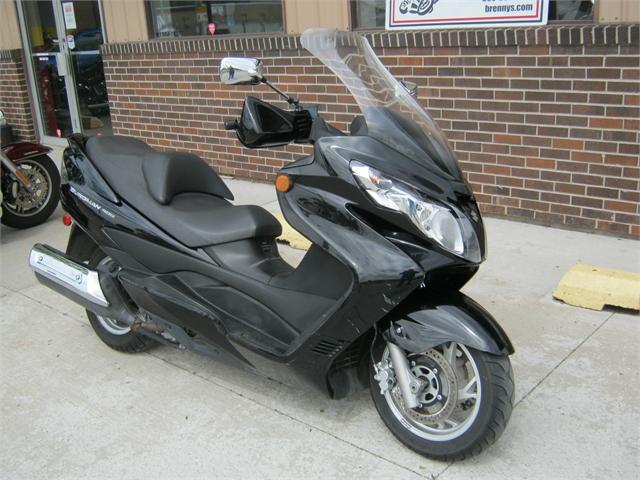 2008 Suzuki Burgman 400 AN400 at Brenny's Motorcycle Clinic, Bettendorf, IA 52722