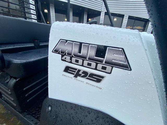 2021 Kawasaki Mule 4000 Trans at Shreveport Cycles