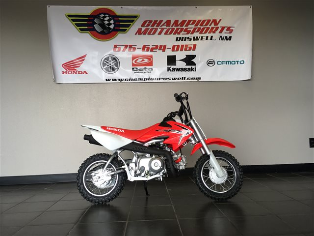 2018 Honda CRF 50F at Champion Motorsports, Roswell, NM 88201