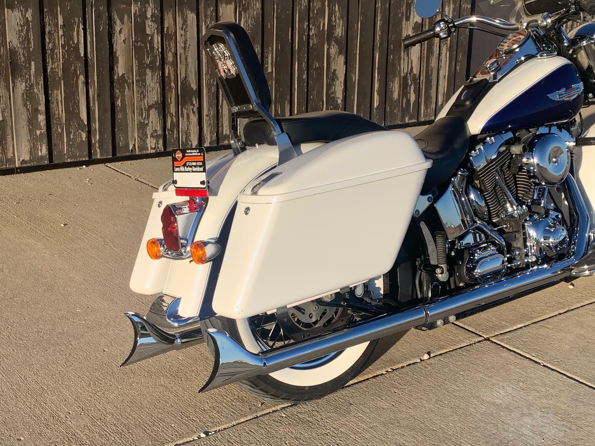 2006 Harley-Davidson Softail Deluxe at Loess Hills Harley-Davidson