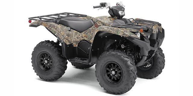 2021 Yamaha Grizzly EPS at Kodiak Powersports & Marine