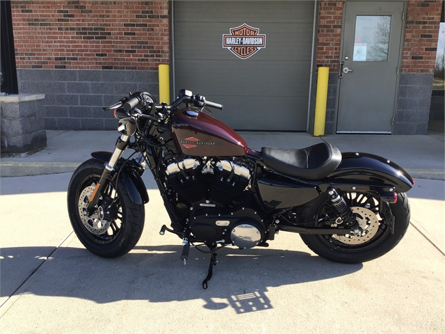 2021 Harley-Davidson Street XL 1200X Forty-Eight at Lima Harley-Davidson