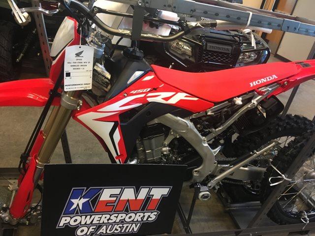 2019 HONDA CRF 450XK at Kent Powersports of Austin, Kyle, TX 78640