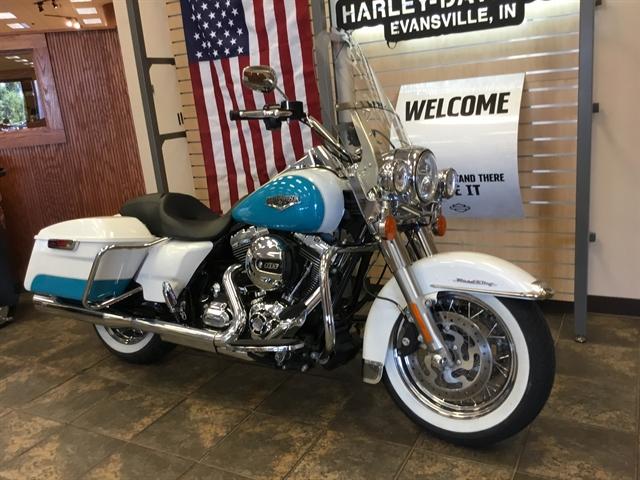 2016 Harley-Davidson Road King Base at Bud's Harley-Davidson