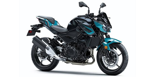 2021 Kawasaki Z400 ABS at Santa Fe Motor Sports