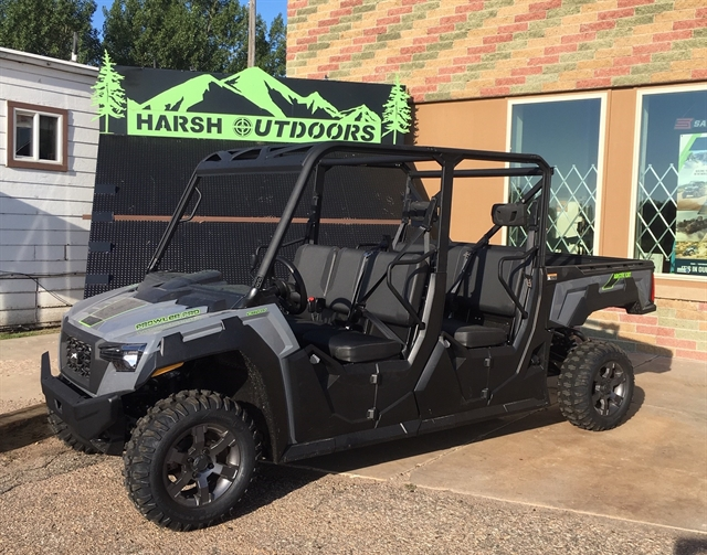 2020 Arctic Cat Prowler Pro Crew at Harsh Outdoors, Eaton, CO 80615