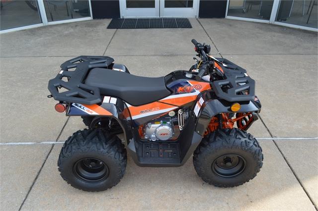 2021 Kayo BULL 125 125 at Shawnee Honda Polaris Kawasaki