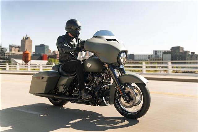 2021 Harley-Davidson Touring FLHXS Street Glide Special at Roughneck Harley-Davidson