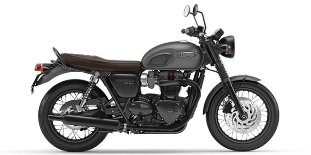 2018 Triumph Bonneville T120 Black at Stu's Motorcycles, Fort Myers, FL 33912