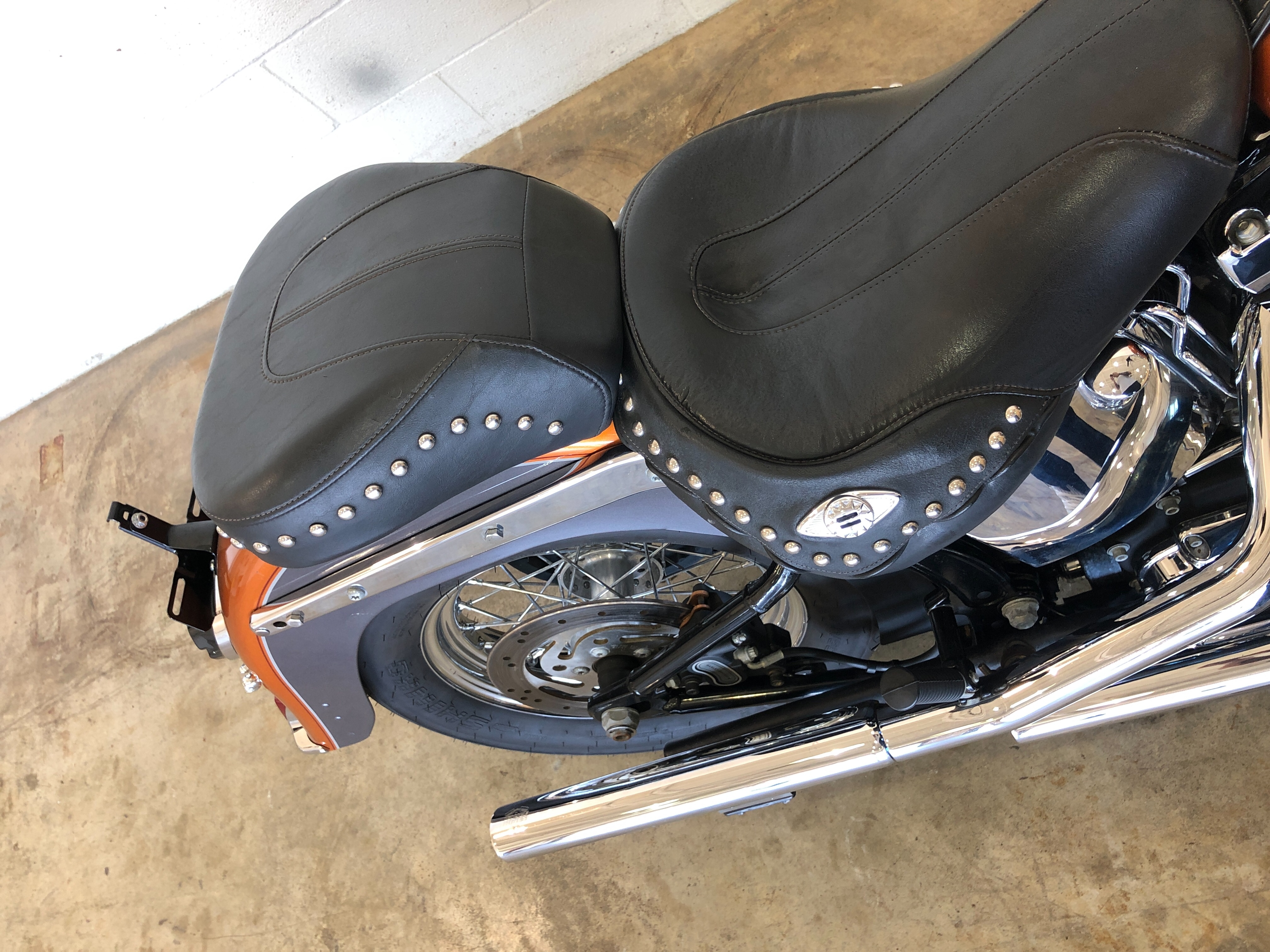 2015 Harley-Davidson Softail Heritage Softail Classic at Twisted Cycles