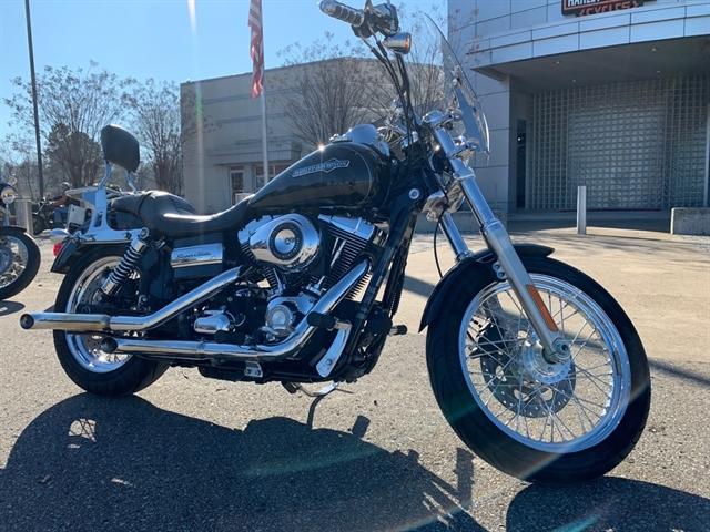 2012 Harley-Davidson Dyna Glide Super Glide Custom at Bumpus H-D of Jackson