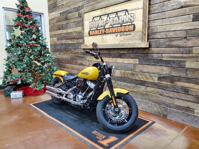 2019 Harley-Davidson Softail Slim at Bull Falls Harley-Davidson