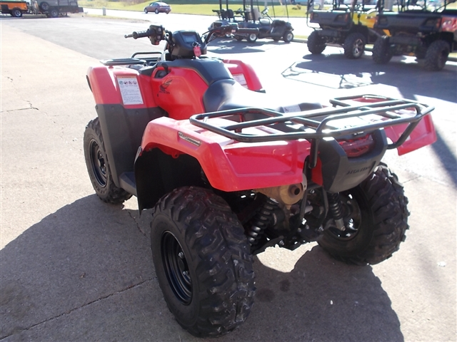 2015 Honda FourTrax Rancher 4X4 With Power Steering at Nishna Valley Cycle, Atlantic, IA 50022