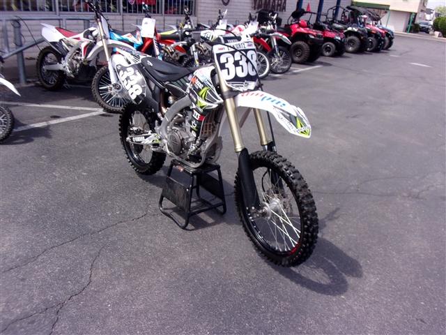 2013 Yamaha YZ 450F at Bobby J's Yamaha, Albuquerque, NM 87110